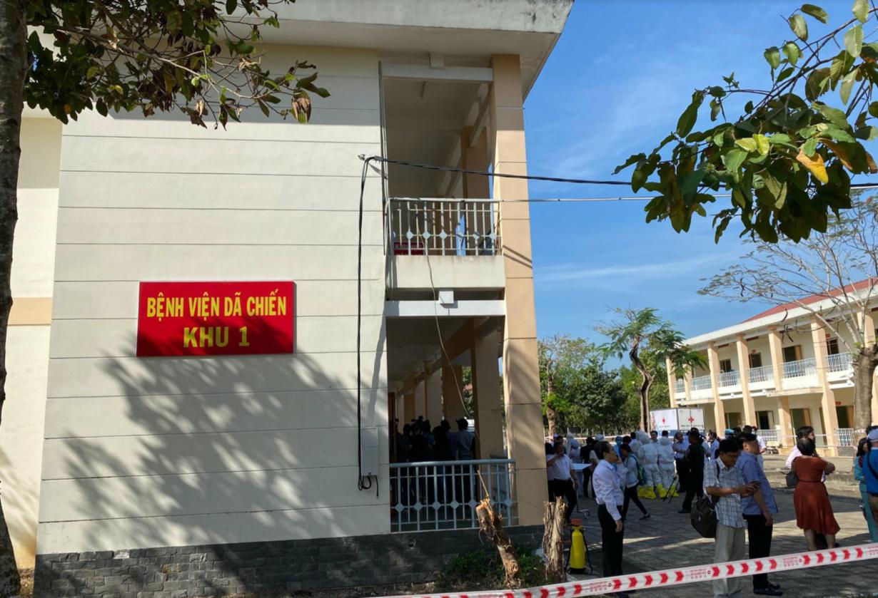 Bệnh viện dã chiến của thành phố Hồ Chí Minh được vận hành thế nào? - Ảnh 4.