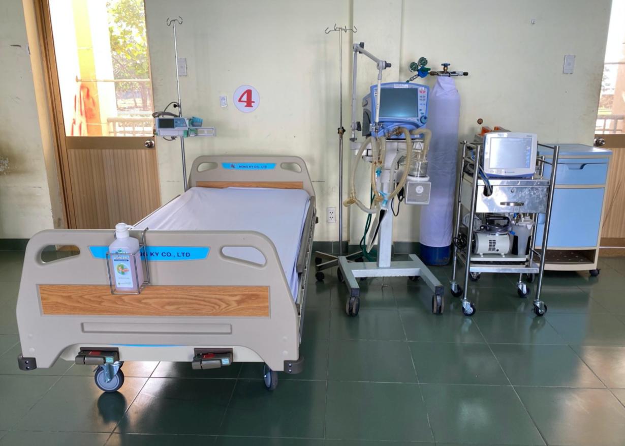 Bệnh viện dã chiến của thành phố Hồ Chí Minh được vận hành thế nào? - Ảnh 6.