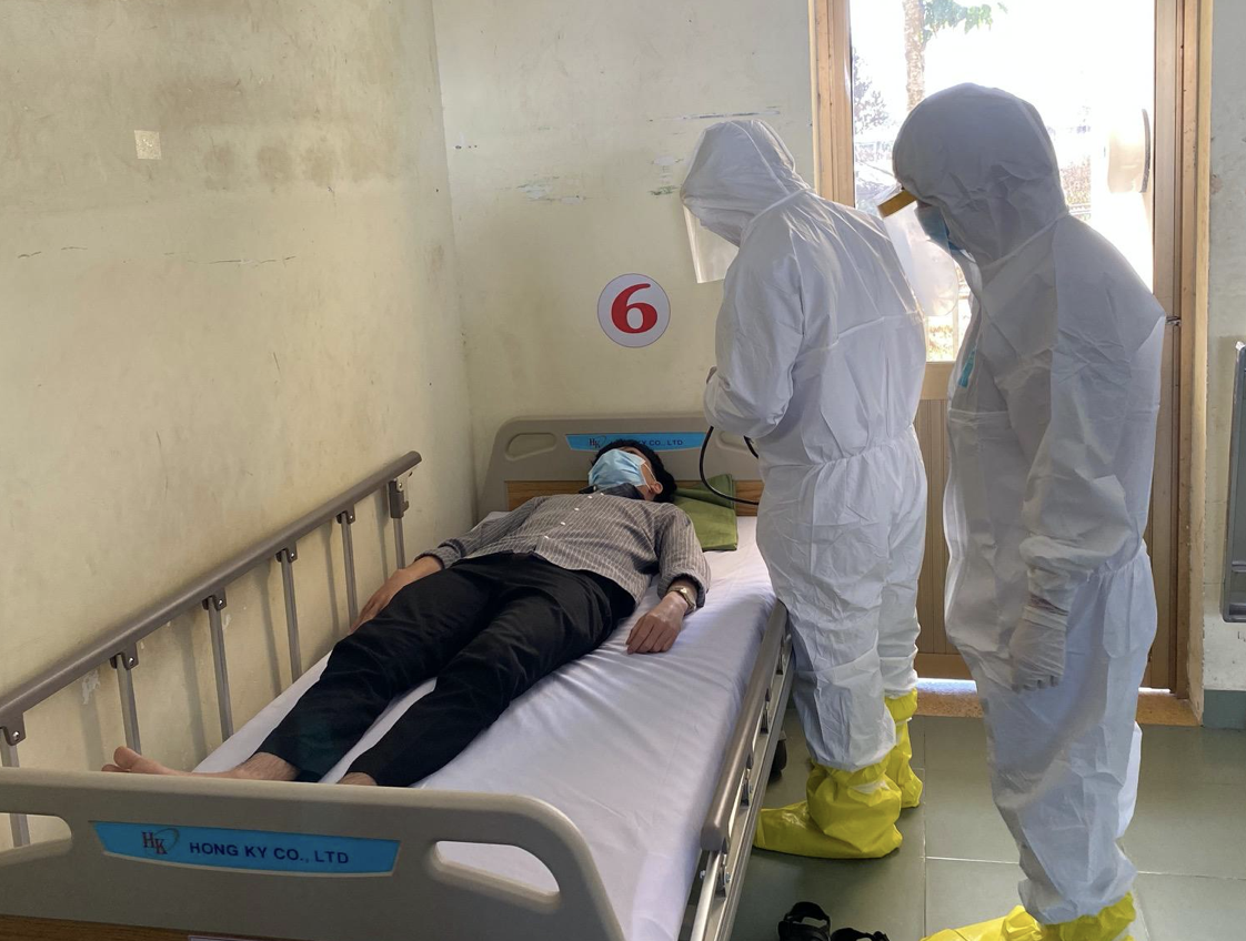 Bệnh viện dã chiến của thành phố Hồ Chí Minh được vận hành thế nào? - Ảnh 10.
