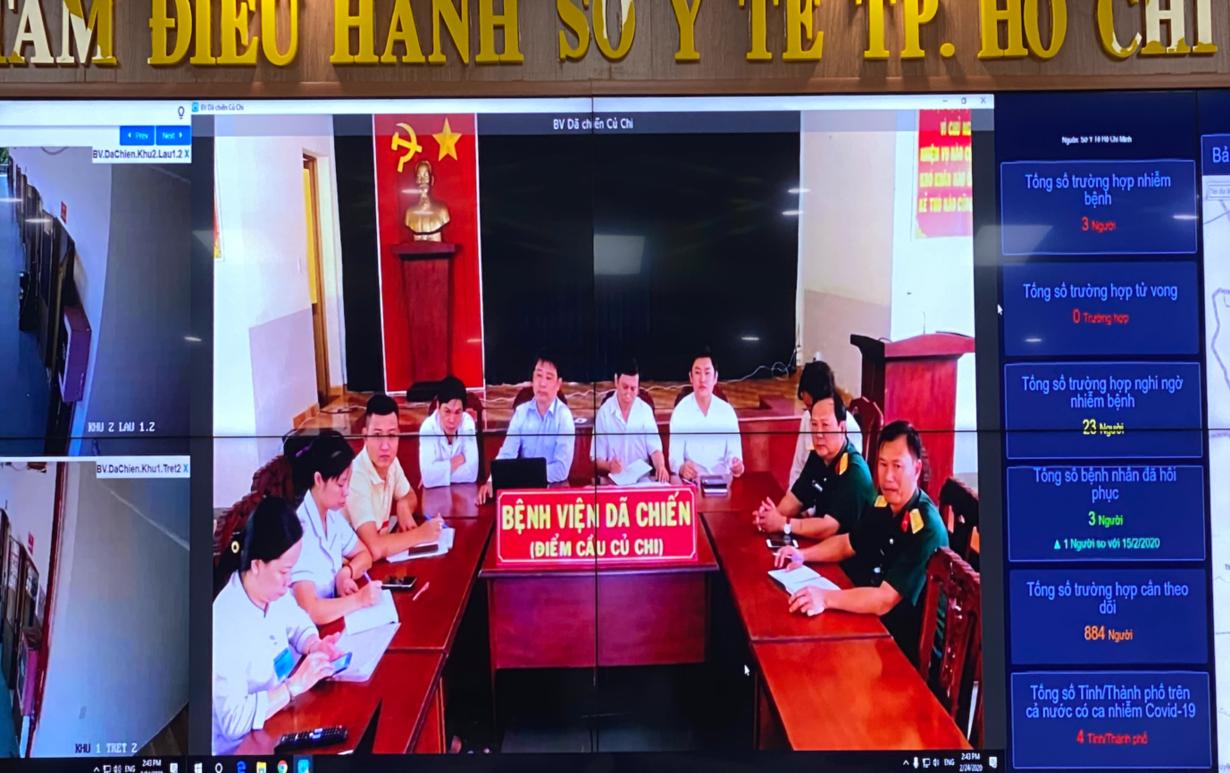 """TP.HCM tiết lộ chiến thuật chống lại COVID -19 """"2 vòng cách ly"""" - Ảnh 12."""